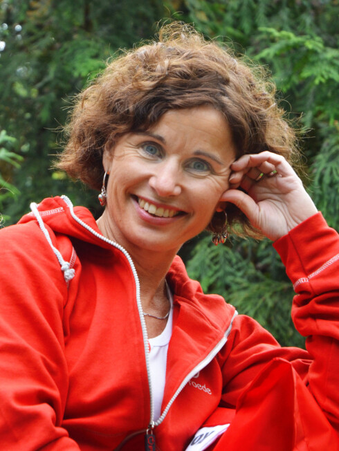 Fagsjef Kari Bugge i Grete Roede. Foto: GRETE ROEDE