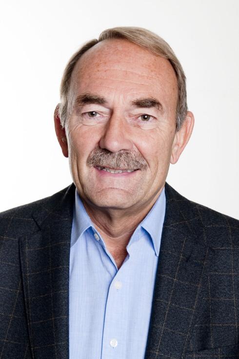 INGEN PLANER: I Akershus fylke vil ikke leder i hovedutvalget for samferdsel, Gunnar Melgaard, foreløpig endre noe på elbilenes goder. Foto: BÆRUM KOMMUNE