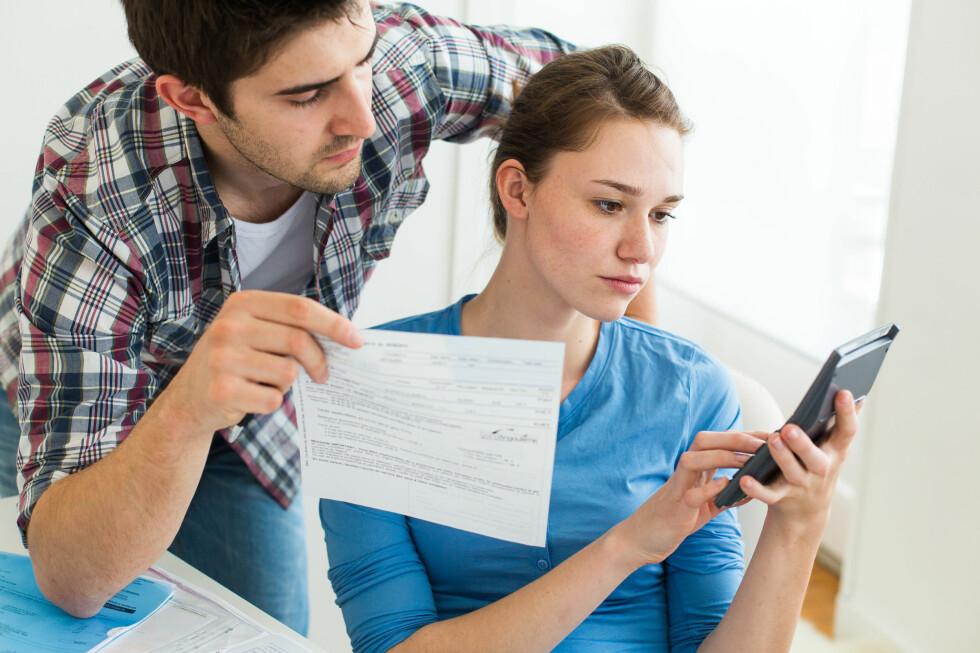 NYGIFT? Giftet du deg etter 1. november i 2013, kan det være lurt å ta kontakt med Skatteetaten for å bli lignet sammen med ektefellen din. Foto: ALL OVER PRESS