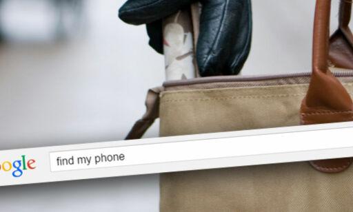 image: Finn Android-mobilen via Google