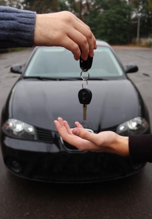 ELDRE DELER: FTU har uttalt at bildeler må skiftes ut uten at bilen kan anses som ødelagt. Men da er ofte bilen eldre enn fem år.  Foto: COLOURBOX