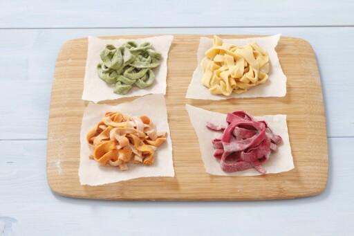 GLUTEN: Ikke alle kan spise pasta. Da er det fint med alternativer. Foto: ALL OVER PRESS