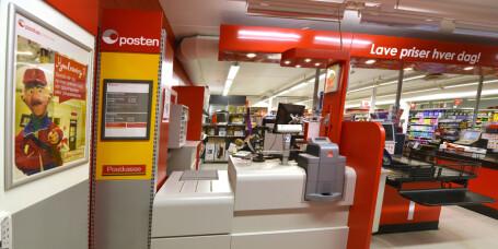 Forsvinner post i butikk sammen med Rimi og ICA?
