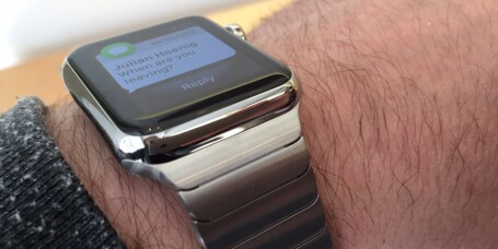 Førsteinntrykk: Apple Watch