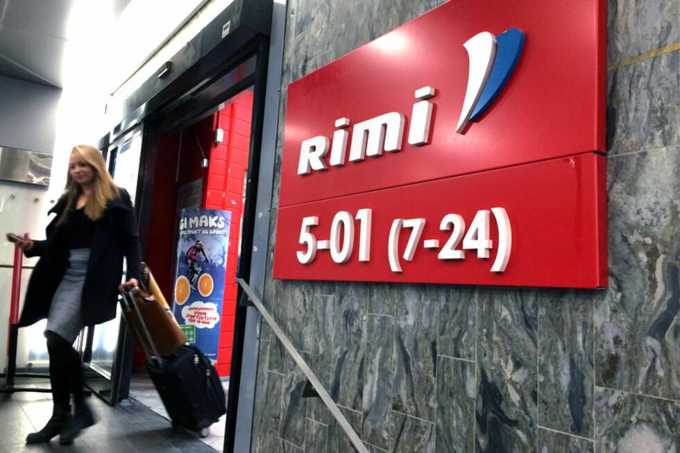 SLUTT: Det nærmer seg slutten for Rimi-kjeden, som lenge var lavprisbutikk nummer én i Norge. Foto: BERIT B. NJARGA