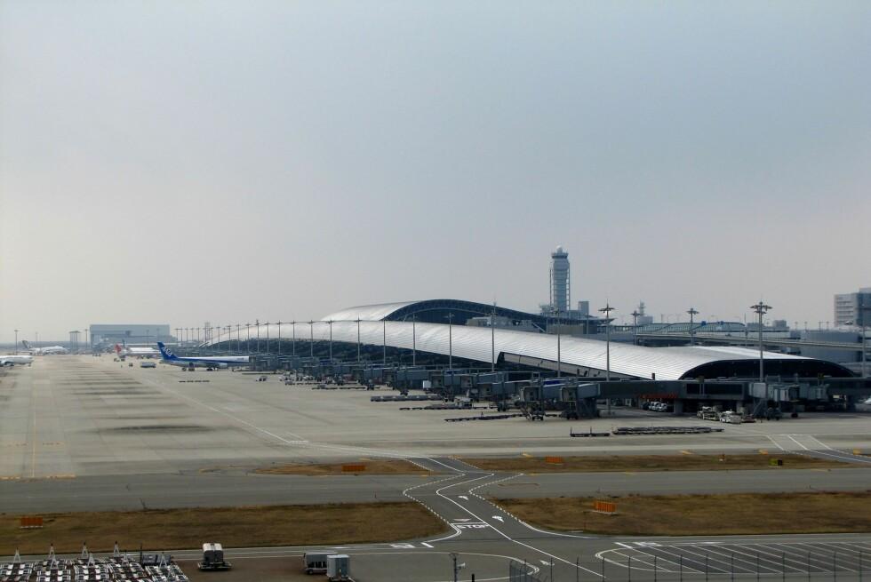 BEST PÅ BAGASJE: Kansai International Airport, utenfor Osaka, er kåret til den flyplassen i verden som er best på å gjenforene bagasje med eier, i Skytrax World Airport Awards 2015. Foto: REDLEGSFAN21 / CREATIVE COMMONS