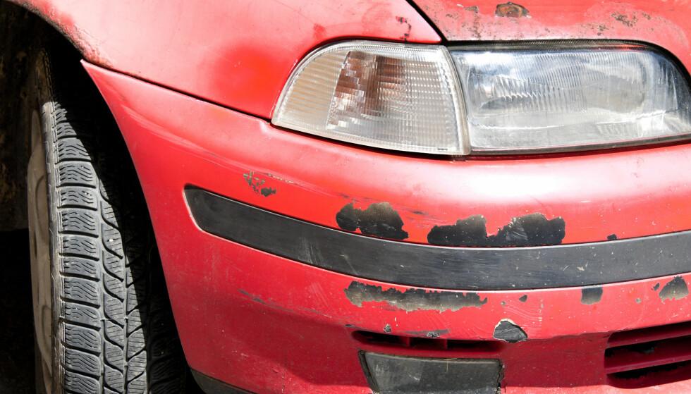 Slik beskytter du bilen mot rust
