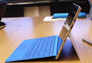 Microsoft lanserer Surface 3