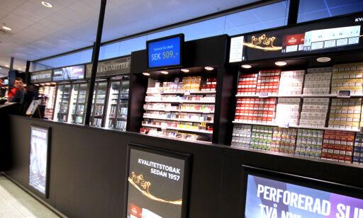image: Hvor mye billigere er snus i Sverige?