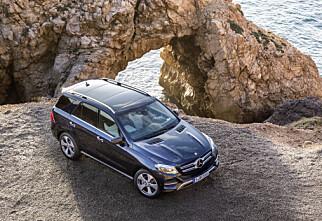 Mercedes-Benz GLE erstatter ML