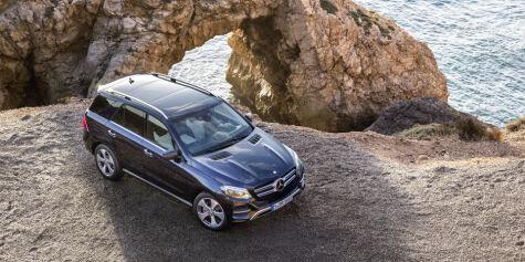 image: Mercedes-Benz GLE erstatter ML