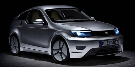 Visio.M: En fremtidig lillebror til BMW i3?