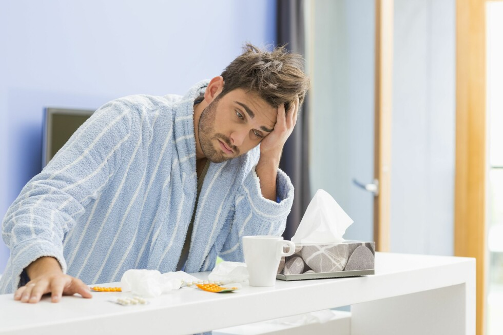 SYKEMELDT? Etter åtte ukers sykemelding skal man prøve seg i jobb. Foto: ALL OVER PRESS