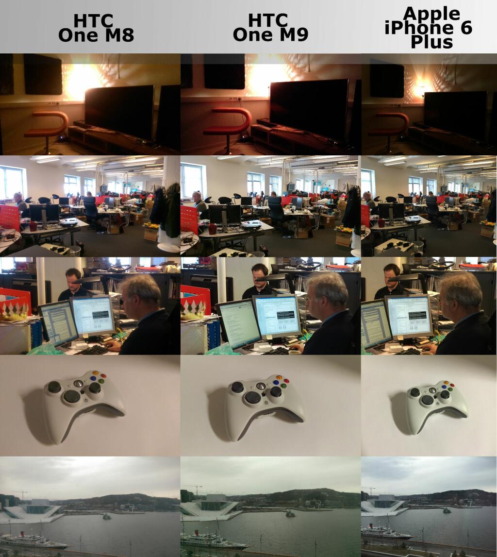 image: HTC One M9