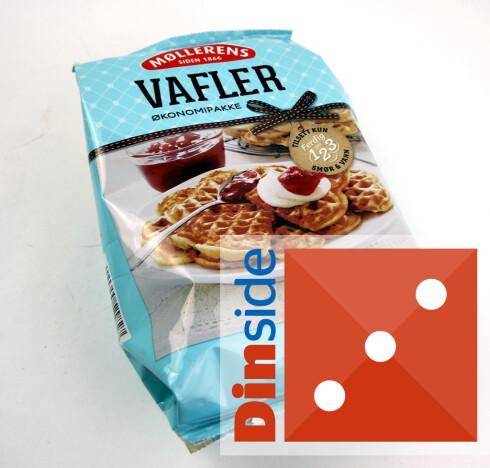 FOR DEG SOM LIKER SALTSMAK: Smaker mer salt enn de andre.  Foto: KRISTIN SØRDAL