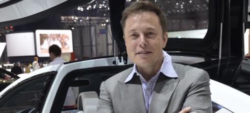 Elon Musk: - Ikke mulig å kjøre tom for strøm
