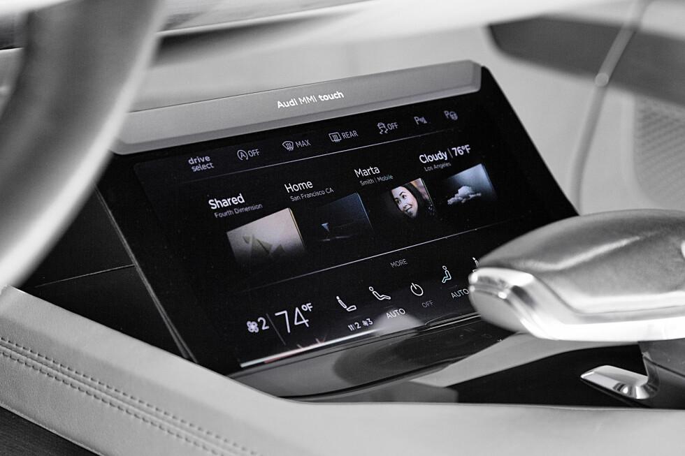 Både og: Audi leverer noen biler med 3G, og noen med 4G. Velg bil med omhu.  Foto: AUDI