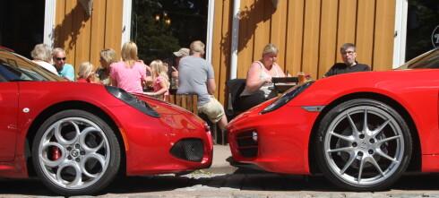 Duell: Alfa Romeo 4C eller Porsche Cayman?