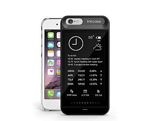 image: iPhone-dekselet som gir deg skjerm på baksiden