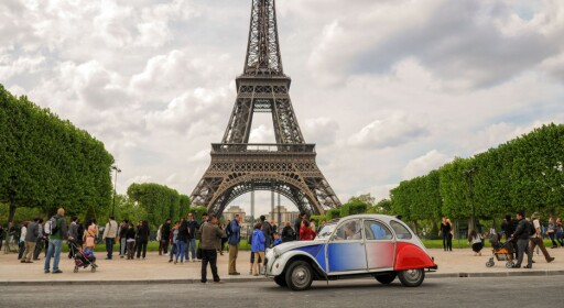 HISTORISK: Citroën har unektelig markert bilhistorien. I 2019 fyller merket 100 år. Foto: ALL OVER PRESS