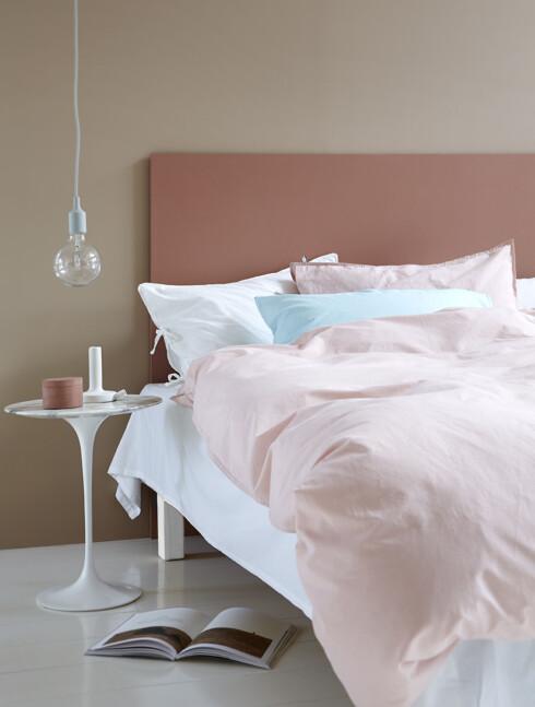 Emma sengesett i steinvasket bomull, fra 350 kroner. Foto: HØIE