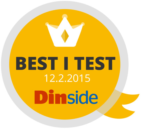 BEST I TEST:  Delikat byggrynsalat er en soleklar favoritt i denne runden.