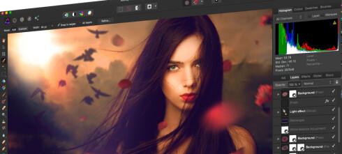 Affinity Photo utfordrer Photoshop for Mac