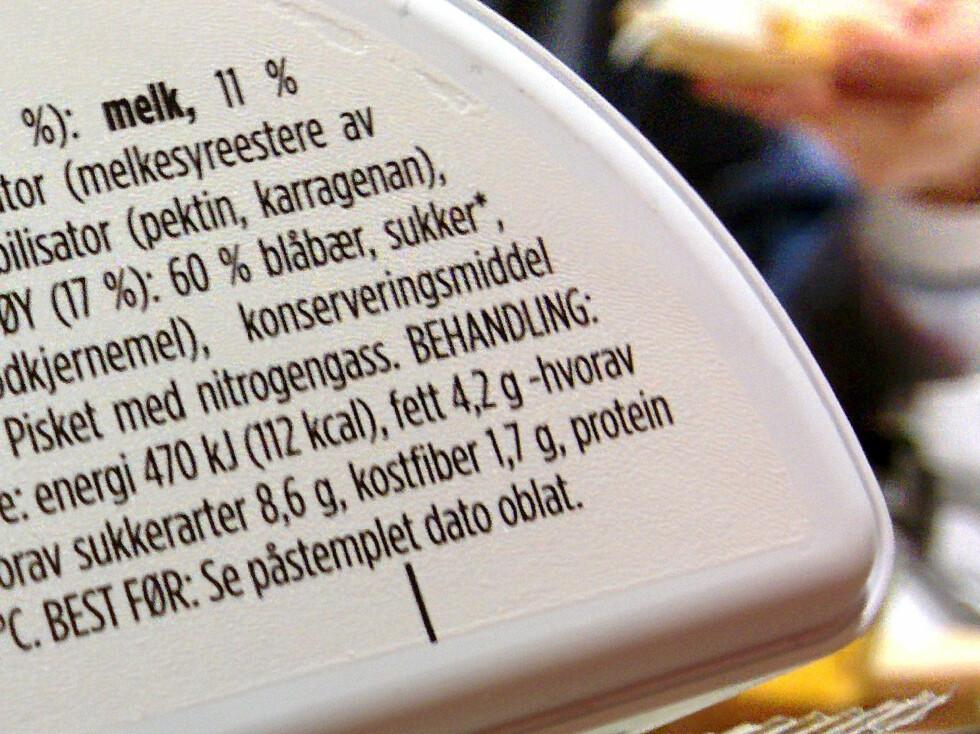 Hva er et «påstemplet dato oblat»?  Foto: OLE PETTER BAUGERØD STOKKE