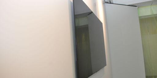 image: Få TV-en enda nærmere veggen