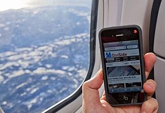 Hvorfor er fly-nett så tregt?