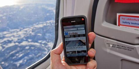 image: Hvorfor er fly-nett så tregt?