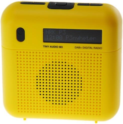 FM BEST: De fleste DAB-radioer kan heldigvis også bruke FM, som tar mindre strøm. Foto: RADIOBUTIKKEN.NO
