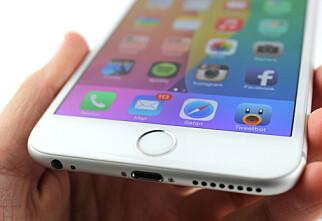 Samsung og Apple jevnstore på mobil