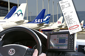 image: Krever flyplasstillegg: - Ikke en avgift OSL krever