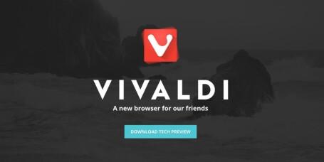 Vivaldi –ny norsk nettleser