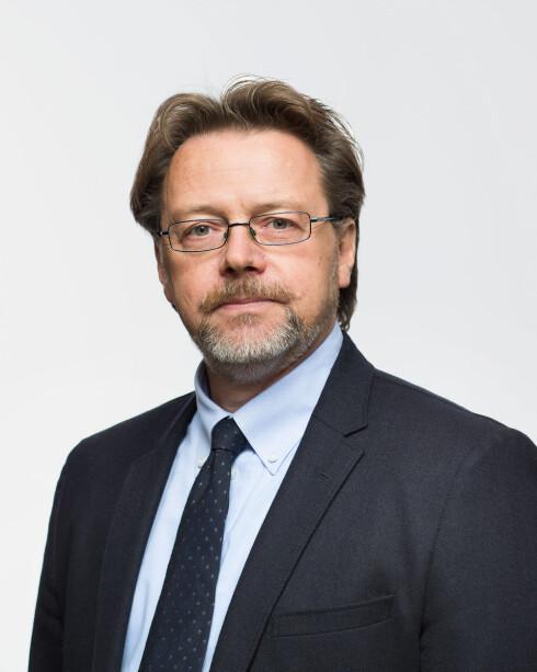 - IKKE OPTIMALT: Fagdirektør Atle Årnes i Datatilsynet synes i det minste selskaper må si fra om synske krefter. Foto: DATATILSYNET