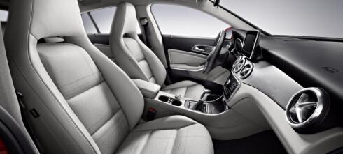 Mercedes-Benz CLA Shooting Brake er priset