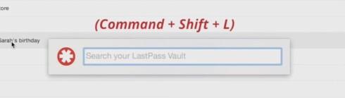 Lastpass med egen Mac-app
