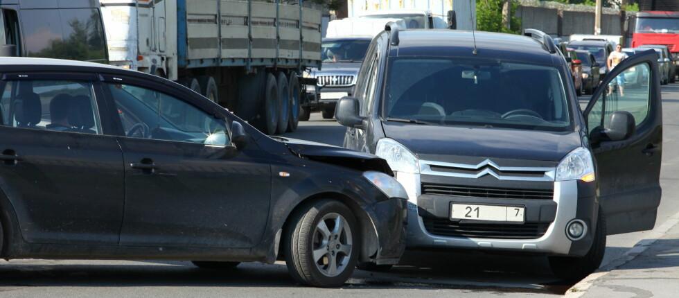 FORT GJORT:Trafikkulykker skjer daglig. Med din innsats kan skadeomfanget reduseres. Foto: COLOURBOX