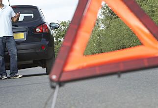 Vet du hva du skal gjøre ved en trafikkulykke?