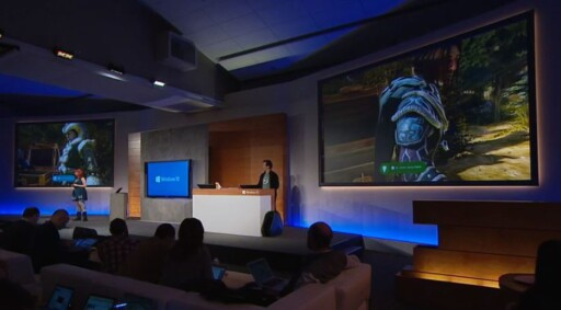PÅ BEGGE: Fable Legends kan spilles både på PC og Xbox One. På kryss, og sammen. Foto: MICROSOFT