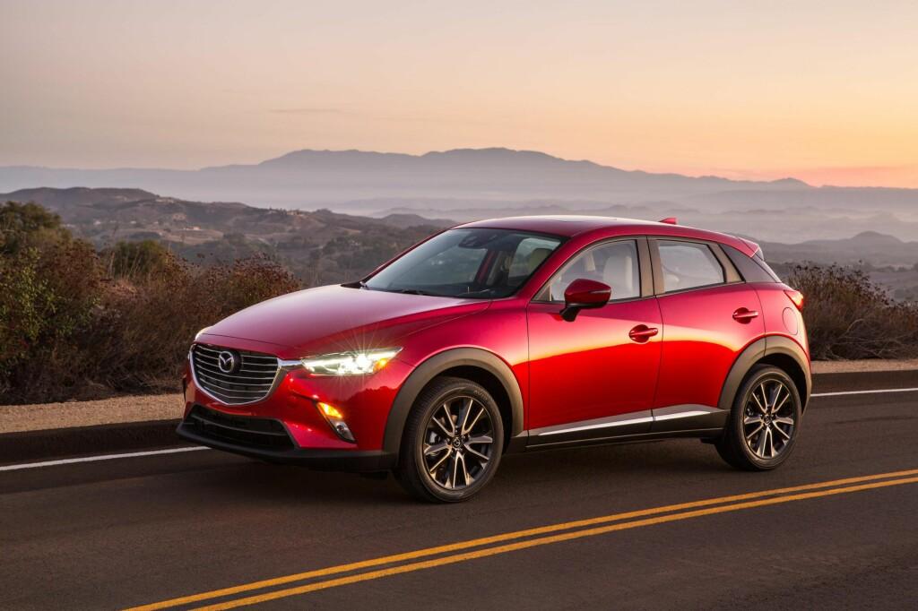 Mazda 3 Foto: Mazda