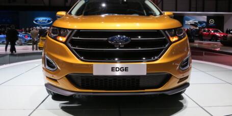 Nye Ford Edge Sport