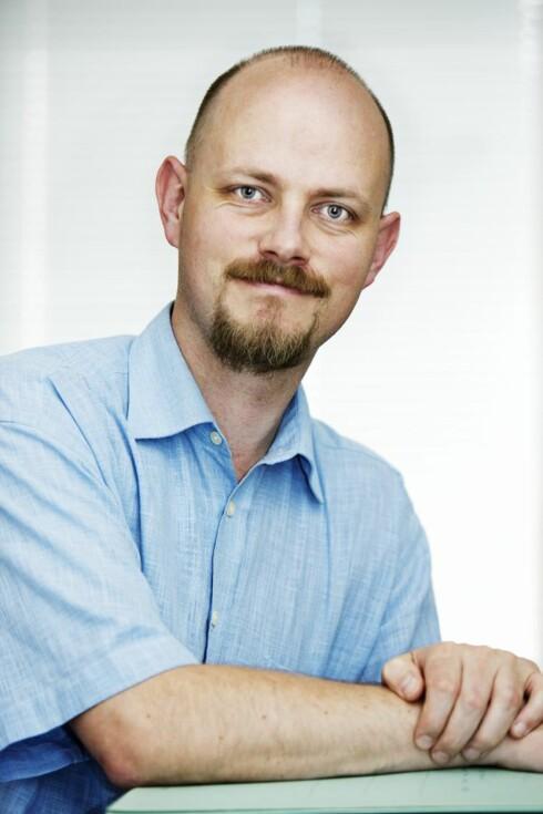 Redaktør Stig Flesland i Skattebetalerforeningen. Foto: SKATTEBETALERFORENINGEN