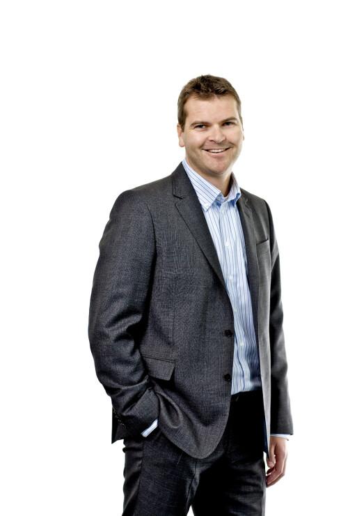 IKKE MENINGA: MPX-direktør Stian Gabrielsen sier at MPX og Komplett ble mer like enn de hadde sett for seg.  Foto: MPX