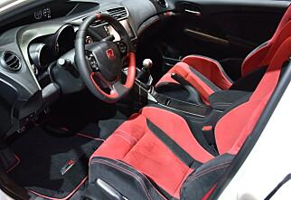 Honda Civic med 310 hk