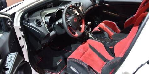 image: Honda Civic med 310 hk
