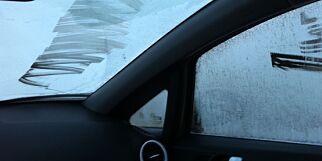 image: Denne isen kostet bilisten lappen