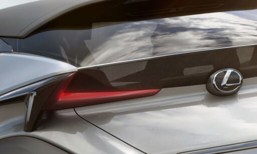 image: Lexus med ny type bil: Sjekk LF-SA
