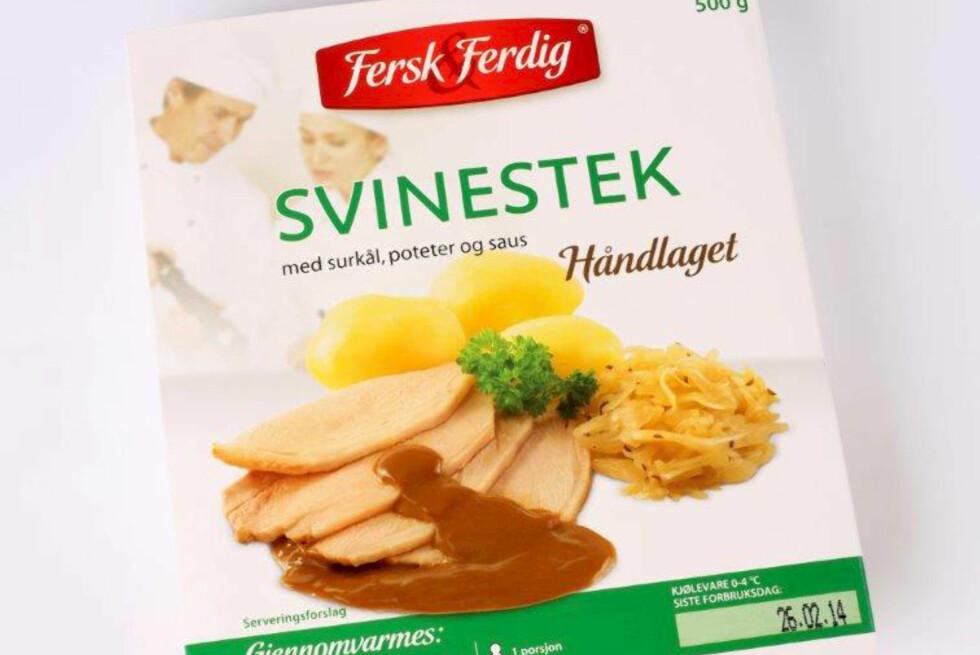 TILBAKEKALLES: Ferdigmatproduktet kan inneholde Listeriabakterier. Foto: UNIL